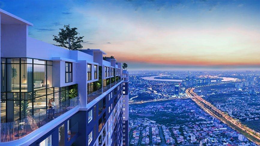 C-Sky View Bình Dương Penthouse Sunset