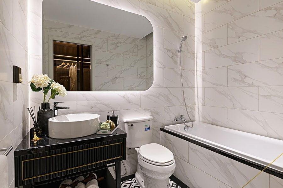 Phòng tắm căn hộ Anderson Park Bình Dương