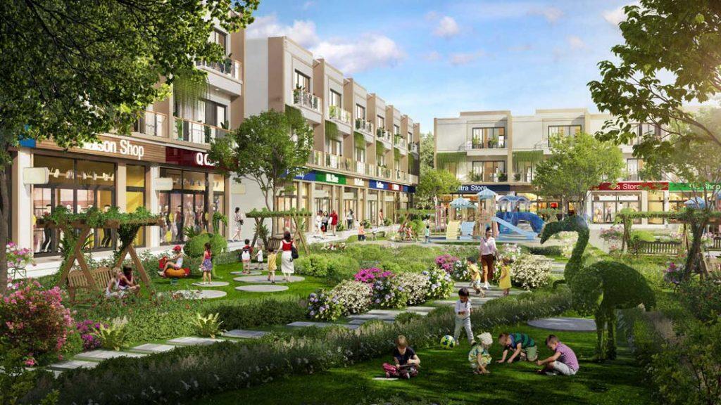 Dự án The Sol City Nam Sài Gòn - Thắng Lợi Group