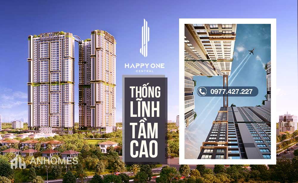 Happy One Bình Dương - Thống Lĩnh Tầm Cao