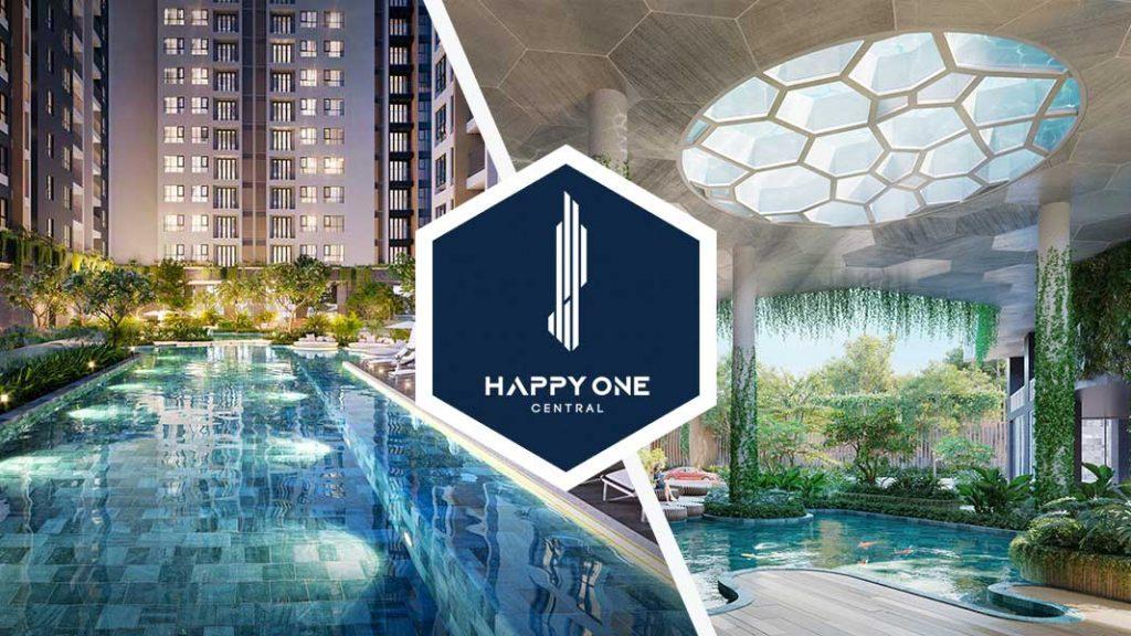 Tiện ích cao cấp tại dự án căn hộ Happy One Central Bình Dương