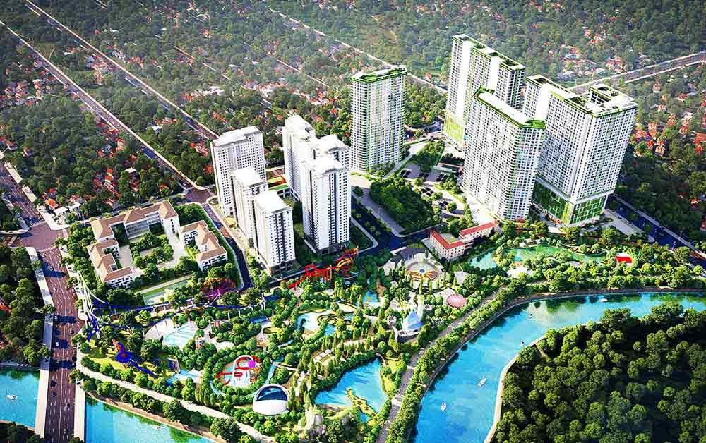 Phối cảnh dự án Topaz Elite Quận 8 - Chủ đầu tư Vạn Thái Land