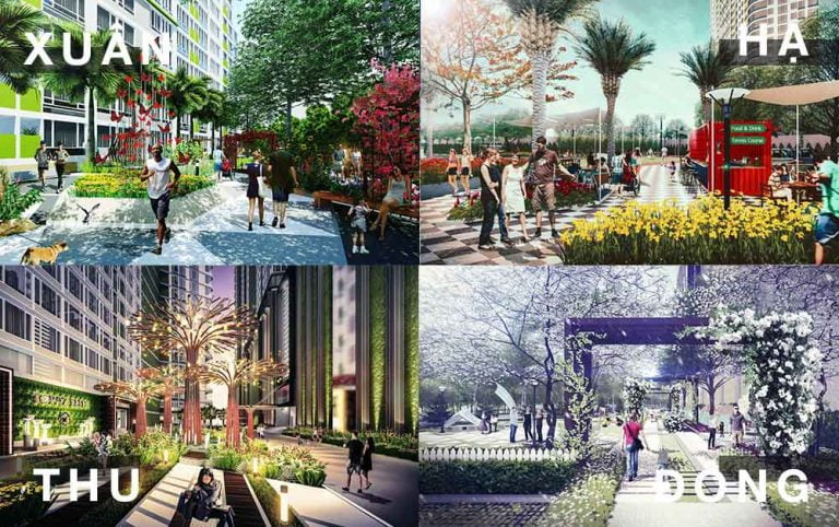 Tiện ích nội khu dự án Topaz Elite Quận 8 - Chủ đầu tư Vạn Thái Land