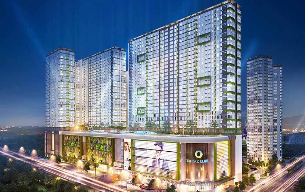 Tổng quan dự án Topaz Elite Quận 8 - Chủ đầu tư Vạn Thái Land