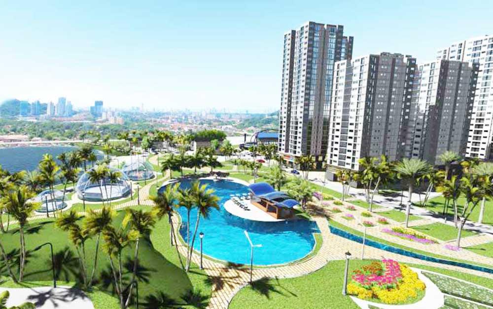 Topaz City - Vạn Thái Land
