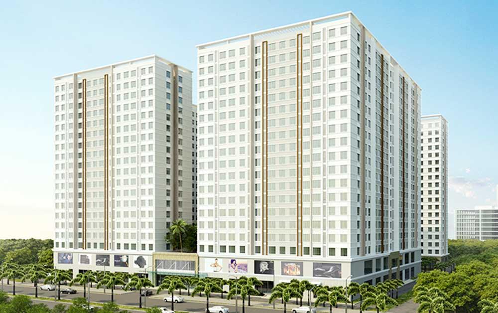 Topaz Home 1 - Chủ đầu tư Vạn Thái