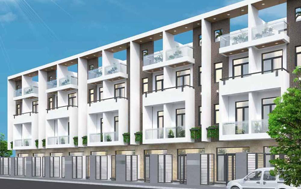 Dự án Crystal Town Bình Tân