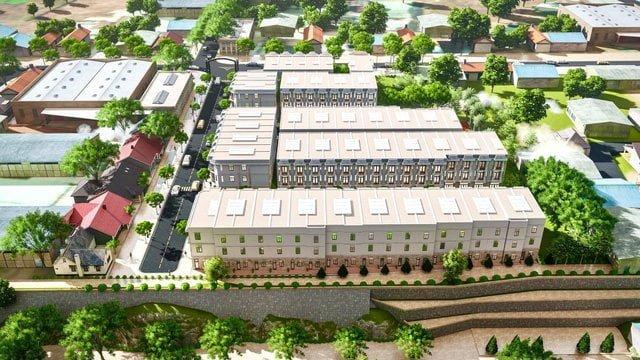 Khu dân cư thương mại Hoàng Nam 5