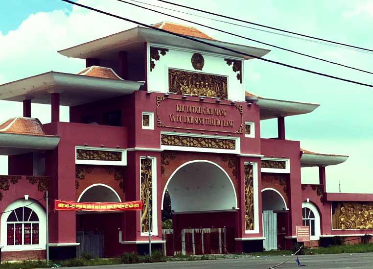 Khu Di Tích và Du Lịch Sinh Thái Hố Lang