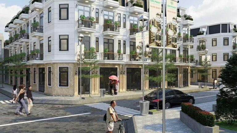Background Bảo Phú Residence