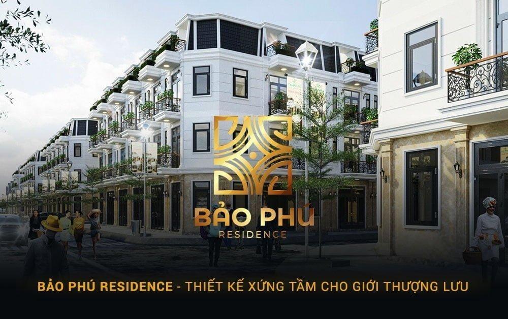 Bảo Phú Residence - Thiết kế xứng tầm Thượng Lưu