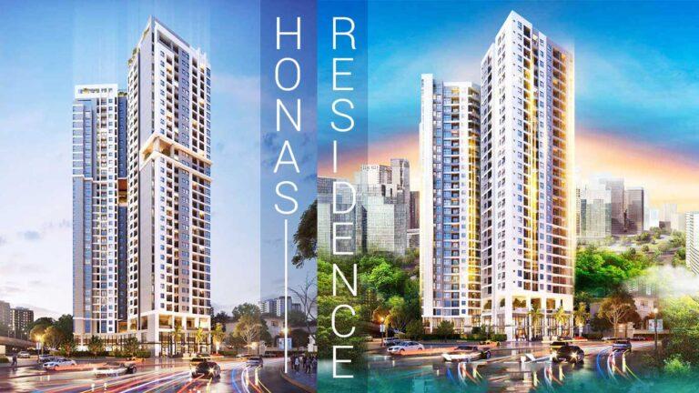 Dự án căn hộ chung cư Honas Residence