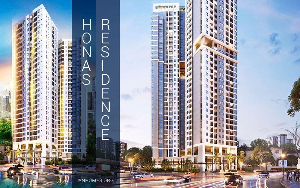 Phối cảnh căn hộ Hoàng Nam 01